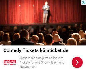 Remarketing Display Ad zu den Sommerhighlights von kölnticket.de