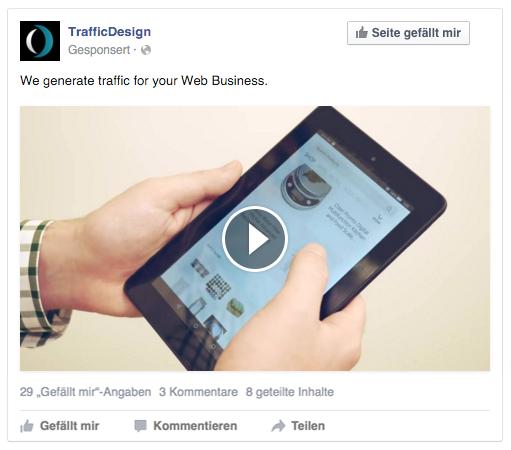 Beispiel: Video Anzeige