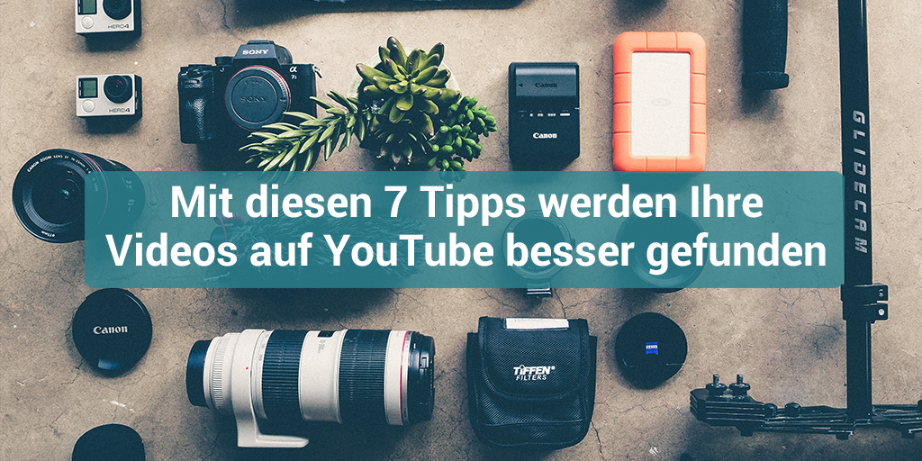 YouTube SEO Optimierung